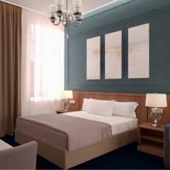 Гостиница Елисеевский 4* Номер Делюкс с двуспальной кроватью фото 7