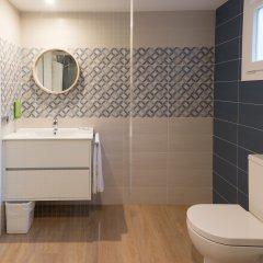 Отель Paradis Blau Испания, Кала-эн-Портер - отзывы, цены и фото номеров - забронировать отель Paradis Blau онлайн ванная фото 5