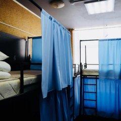 Хостел Travel Inn Выставочная Кровать в мужском общем номере с двухъярусной кроватью фото 5