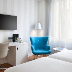 Отель NH Nacional 4* Стандартный номер с различными типами кроватей фото 3