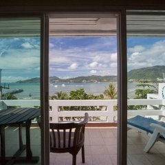 Отель Nilly's Marina Inn балкон фото 3