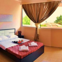 Отель Golden Beach Греция, Ситония - отзывы, цены и фото номеров - забронировать отель Golden Beach онлайн комната для гостей фото 6