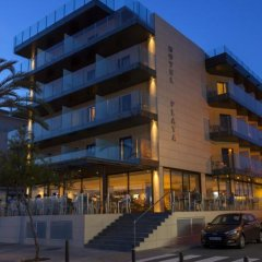 Hotel Playa Adults Only вид на фасад фото 2