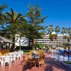 Отель Blue Sea Puerto Resort Испания, Пуэрто-де-ла-Круc - отзывы, цены и фото номеров - забронировать отель Blue Sea Puerto Resort онлайн бассейн фото 2