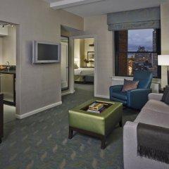 Shelburne Hotel & Suites by Affinia 4* Стандартный семейный номер с двуспальной кроватью