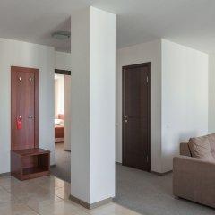 Гостиница Комплекс апартаментов Комфорт Апартаменты с различными типами кроватей фото 22