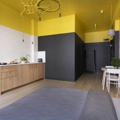 Отель Bike Up Aparthotel 3* Студия с различными типами кроватей фото 7