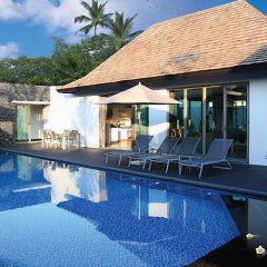 Отель Anchan Villas бассейн фото 2