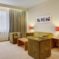 Гостиница Холидей Инн Москва Сущевский 4* Представительский люкс с разными типами кроватей фото 4
