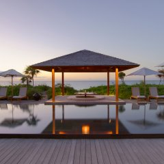 Отель Amanyara Resort Turks And Caic бассейн фото 4