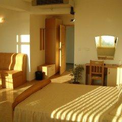 Отель Cristal Hotel Болгария, Равда - отзывы, цены и фото номеров - забронировать отель Cristal Hotel онлайн комната для гостей фото 2