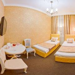 Hotel GP na Zvenigorodskoy 3* Стандартный номер разные типы кроватей фото 5