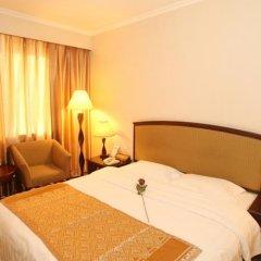Отель Beijing Ping An Fu Hotel Китай, Пекин - отзывы, цены и фото номеров - забронировать отель Beijing Ping An Fu Hotel онлайн комната для гостей фото 3