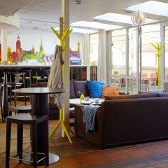 Отель Scandic Norra Bantorget гостиничный бар