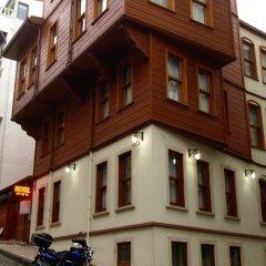 Отель Omer Bey Konagi вид на фасад фото 2