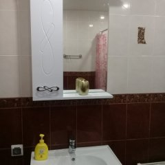 Мини-Отель Здоровье Улучшенный номер с различными типами кроватей фото 4