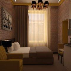 Гостиница Елисеевский 4* Стандартный номер с 2 отдельными кроватями фото 2