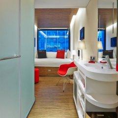 Отель citizenM New York Times Square 4* Стандартный номер с различными типами кроватей