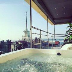 Гостиница Marina Yacht 4* Улучшенный люкс с двуспальной кроватью фото 9