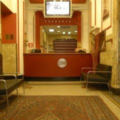 Hotel Dock Milano интерьер отеля
