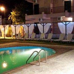 Отель Golden Beach Греция, Ситония - отзывы, цены и фото номеров - забронировать отель Golden Beach онлайн бассейн
