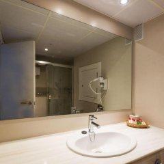 Отель Aparthotel Ponent Mar Апартаменты комфорт с различными типами кроватей фото 5