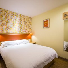 Отель Home Inn Beijing Yansha Embassy District комната для гостей фото 2