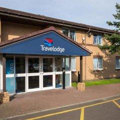 Отель Travelodge Paisley Великобритания, Глазго - отзывы, цены и фото номеров - забронировать отель Travelodge Paisley онлайн вид на фасад