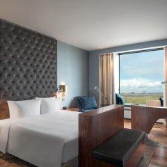 Hilton Saint Petersburg Expoforum Hotel 4* Люкс с различными типами кроватей фото 2