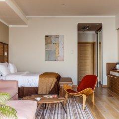Гостиница Утёсов Люкс с балконом с различными типами кроватей