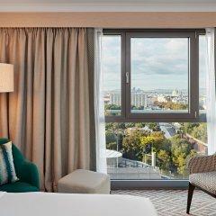 Отель Hilton Vienna Австрия, Вена - 13 отзывов об отеле, цены и фото номеров - забронировать отель Hilton Vienna онлайн комната для гостей фото 17