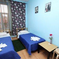 Хостел Геральда Стандартный номер с 2 отдельными кроватями (общая ванная комната) фото 8