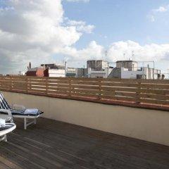 Hotel Sagrada Familia балкон