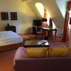 Отель Bülow Palais Германия, Дрезден - 3 отзыва об отеле, цены и фото номеров - забронировать отель Bülow Palais онлайн комната для гостей фото 5