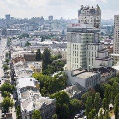 Отель Ibis Kiev City Center Киев балкон