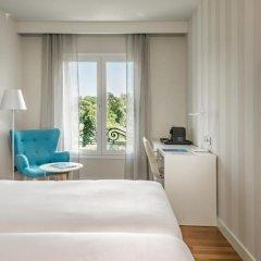 Отель NH Nacional 4* Улучшенный номер с различными типами кроватей