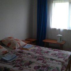 Гостевой Дом Белая Чайка комната для гостей фото 2