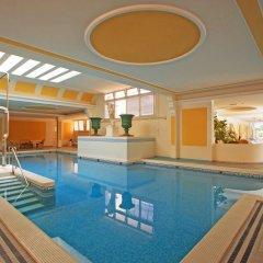 Отель Metropole Италия, Абано-Терме - отзывы, цены и фото номеров - забронировать отель Metropole онлайн бассейн фото 2