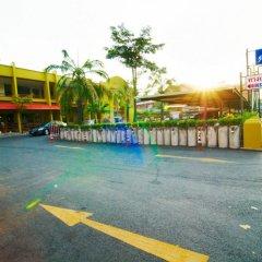 Отель Peace Resort Pattaya парковка фото 2