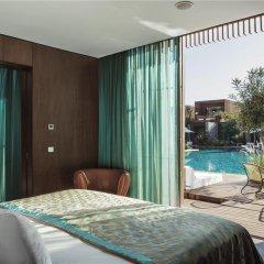 Отель Maxx Royal Kemer Resort - All Inclusive 5* Люкс-дуплекс с тремя спальнями Maxx laguna с различными типами кроватей фото 5