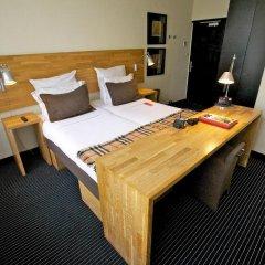 Отель Catalonia Vondel Amsterdam 4* Стандартный номер с различными типами кроватей фото 2
