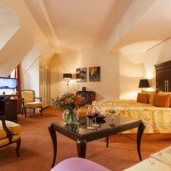 Отель Bülow Palais Германия, Дрезден - 3 отзыва об отеле, цены и фото номеров - забронировать отель Bülow Palais онлайн комната для гостей фото 4