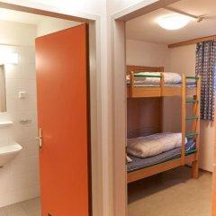 Hostel Hütteldorf Стандартный номер с различными типами кроватей