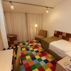 Спектр бизнес-отель Таганская Москва комната для гостей фото 11