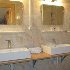 Отель Kiendl Alm Горнолыжный курорт Ортлер ванная