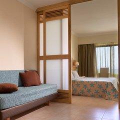 Отель Mareblue Cosmopolitan Hotel Греция, Родос - отзывы, цены и фото номеров - забронировать отель Mareblue Cosmopolitan Hotel онлайн комната для гостей фото 3
