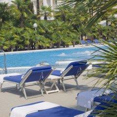 Отель Abano Grand Hotel Италия, Абано-Терме - 3 отзыва об отеле, цены и фото номеров - забронировать отель Abano Grand Hotel онлайн бассейн фото 3