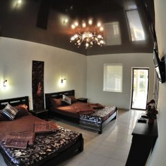 Гостиница Usadba Mirazh комната для гостей