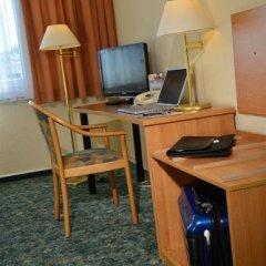 Comfort Hotel Lichtenberg 3* Стандартный семейный номер с двуспальной кроватью
