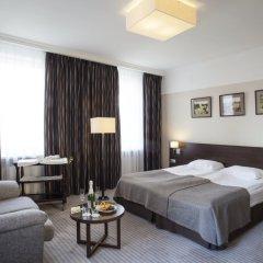 Гостиница Введенский 4* Улучшенный номер с различными типами кроватей